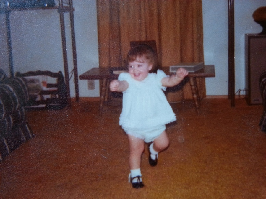 Sometimes your kid is tap dancing.